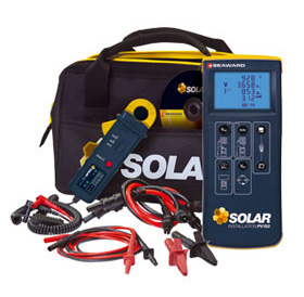 Seaward PV150 Solar Installation Test Kit