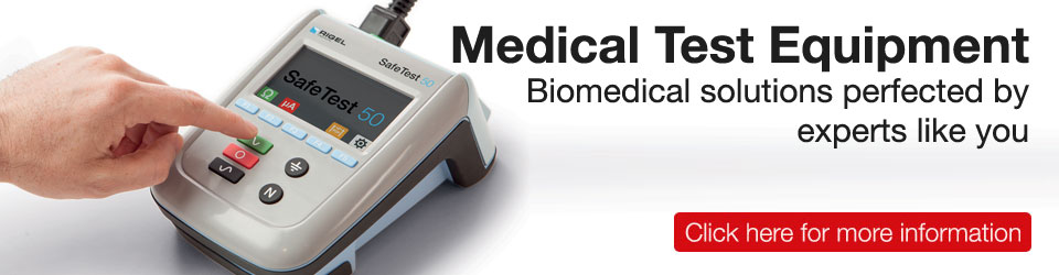 Rigel Biomedical Safety Testers