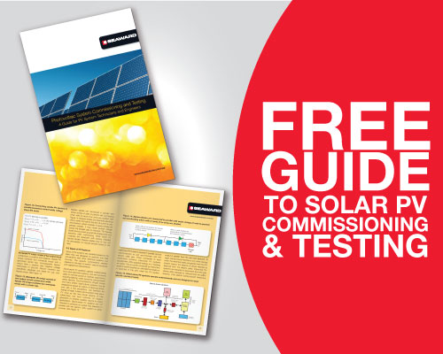 Free Guide to PV testing & Commissioning