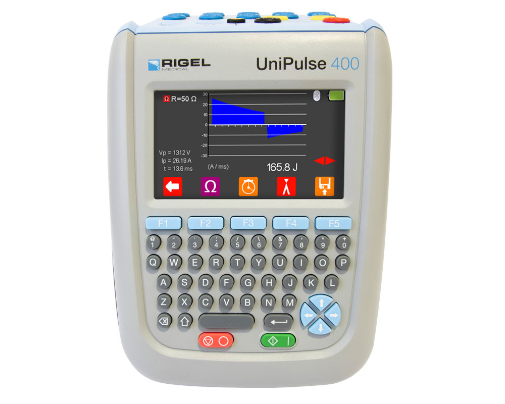 UniPulse 400 Defibrillator Analyzer Hero