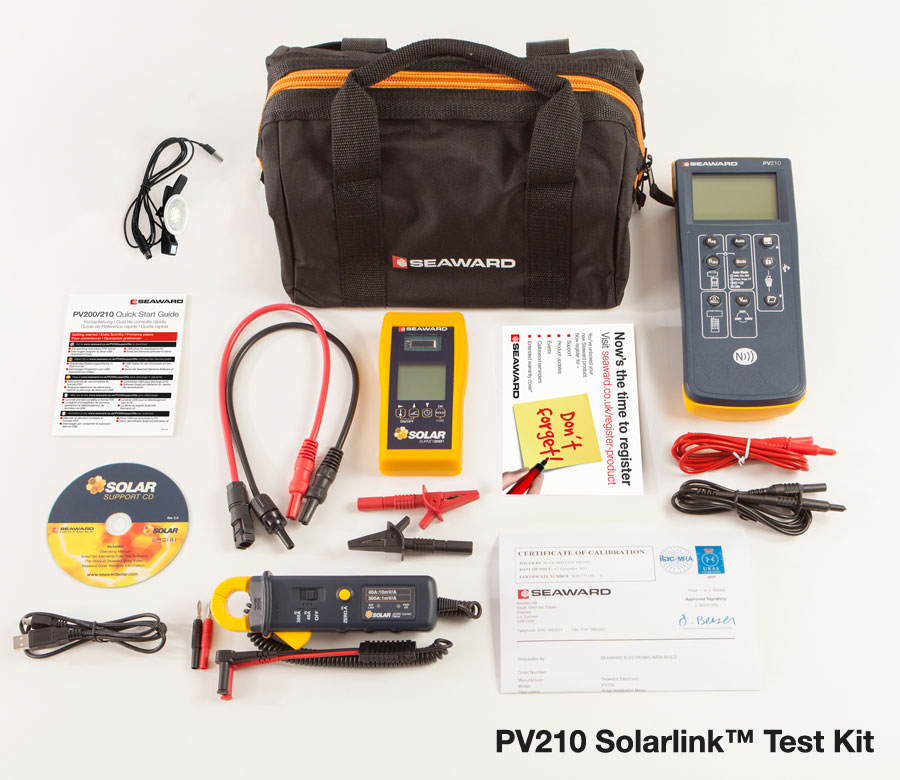 PV210 Solarlink™ Test Kit